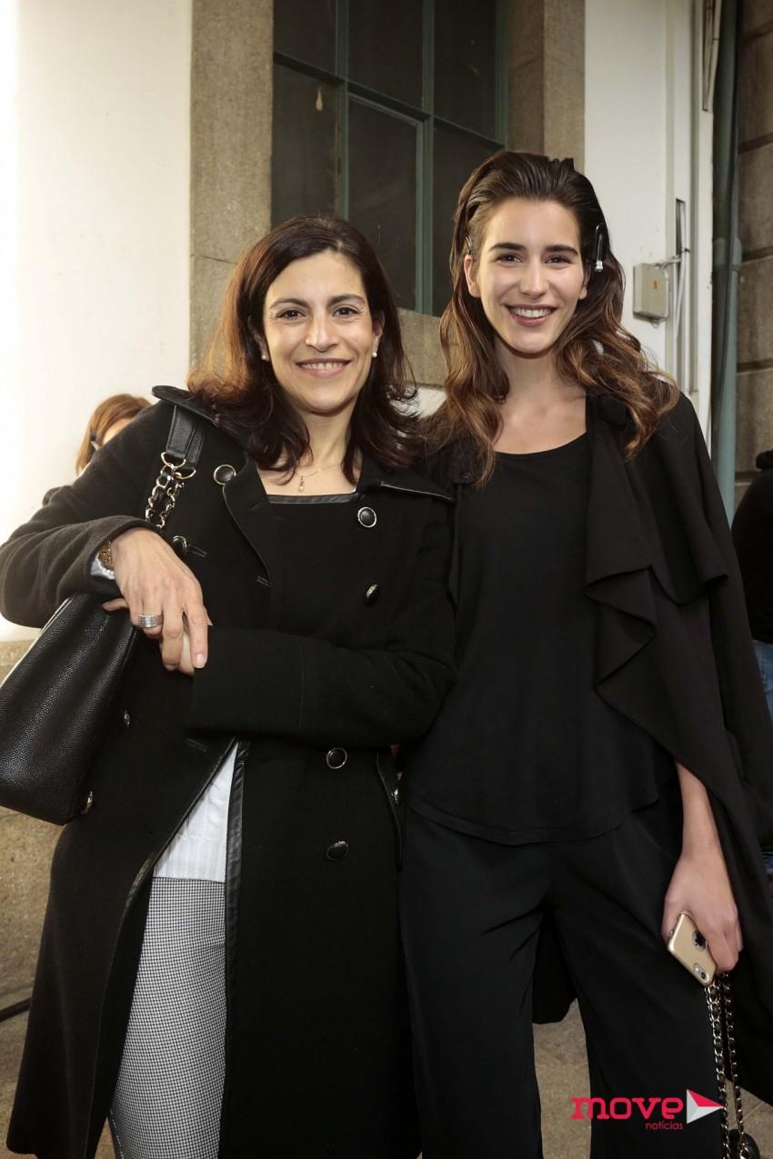 Alexandra Macedo e Francisca Perez