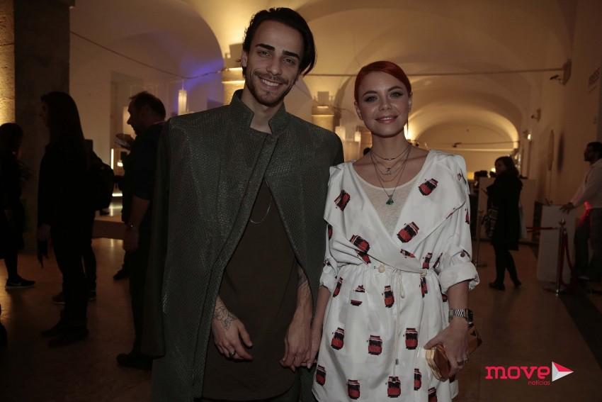 Melânia Jordão e Diogo Piçarra