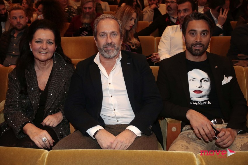 Paula Taborda, Paulo Sassetti e António Duarte Teopisto