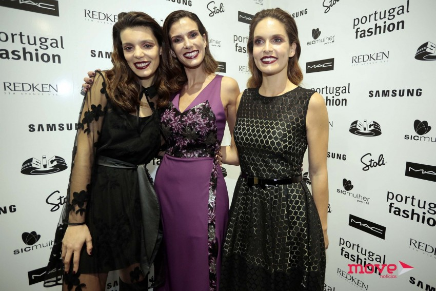 Andreia Rodrigues, Andreia Santos e Diana Chaves