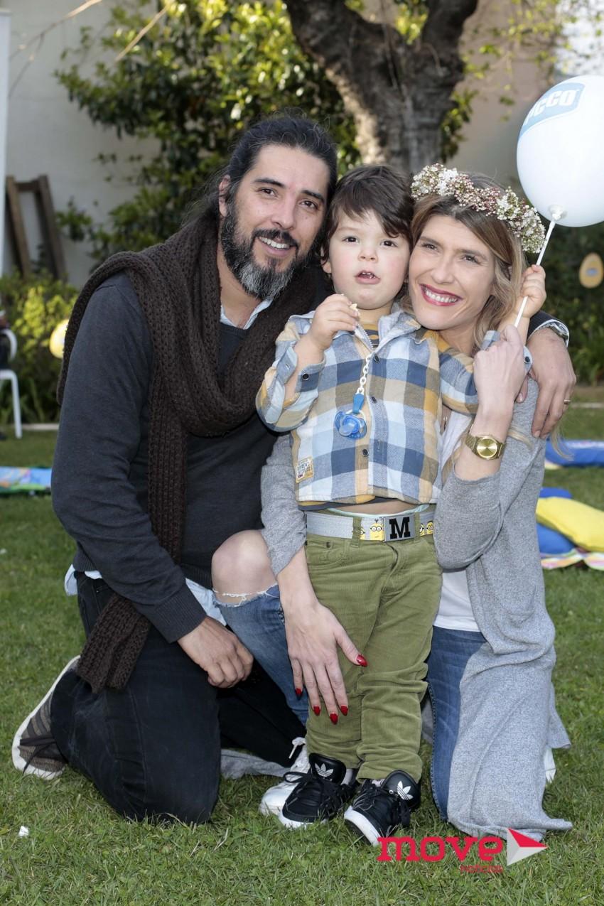 Sara Esteves Cardoso, João Campos e Vicente