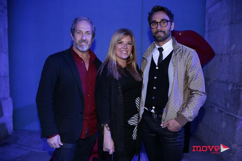 Paulo Sassetti, Helena Pedro Nunes e António Duarte Teopisto
