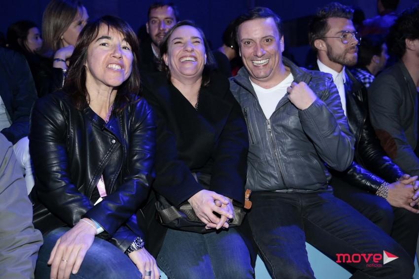 Gabriela Sobral, Maria Rueff e Joaquim Monchique