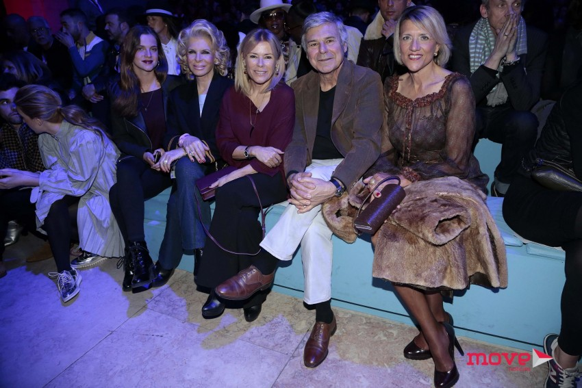 Júlia Palha, Lili Caneças, Maria José Galvão, Humberto Leal e Isabel Nogueira