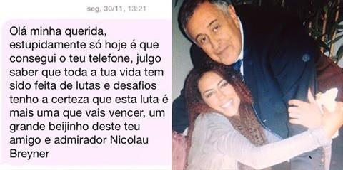 Nicolau Sofia Ribeiro
