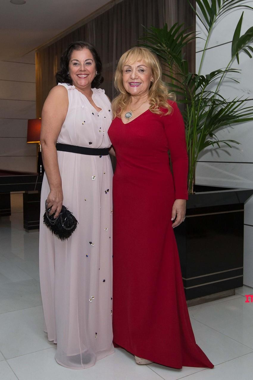 Virgínia Abreu e Maria Clara Gomes