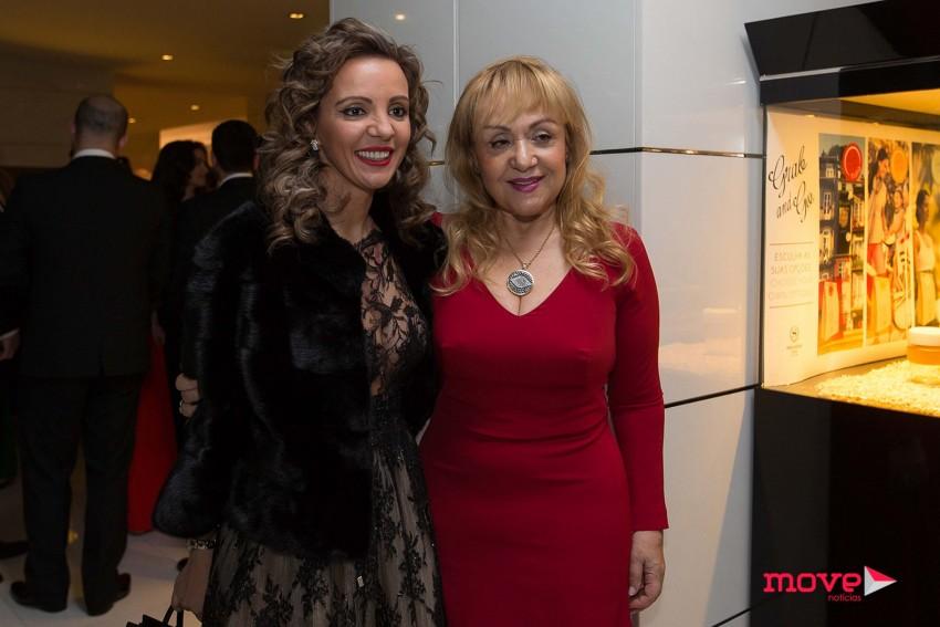 Ângela Sá e Maria Clara Gomes
