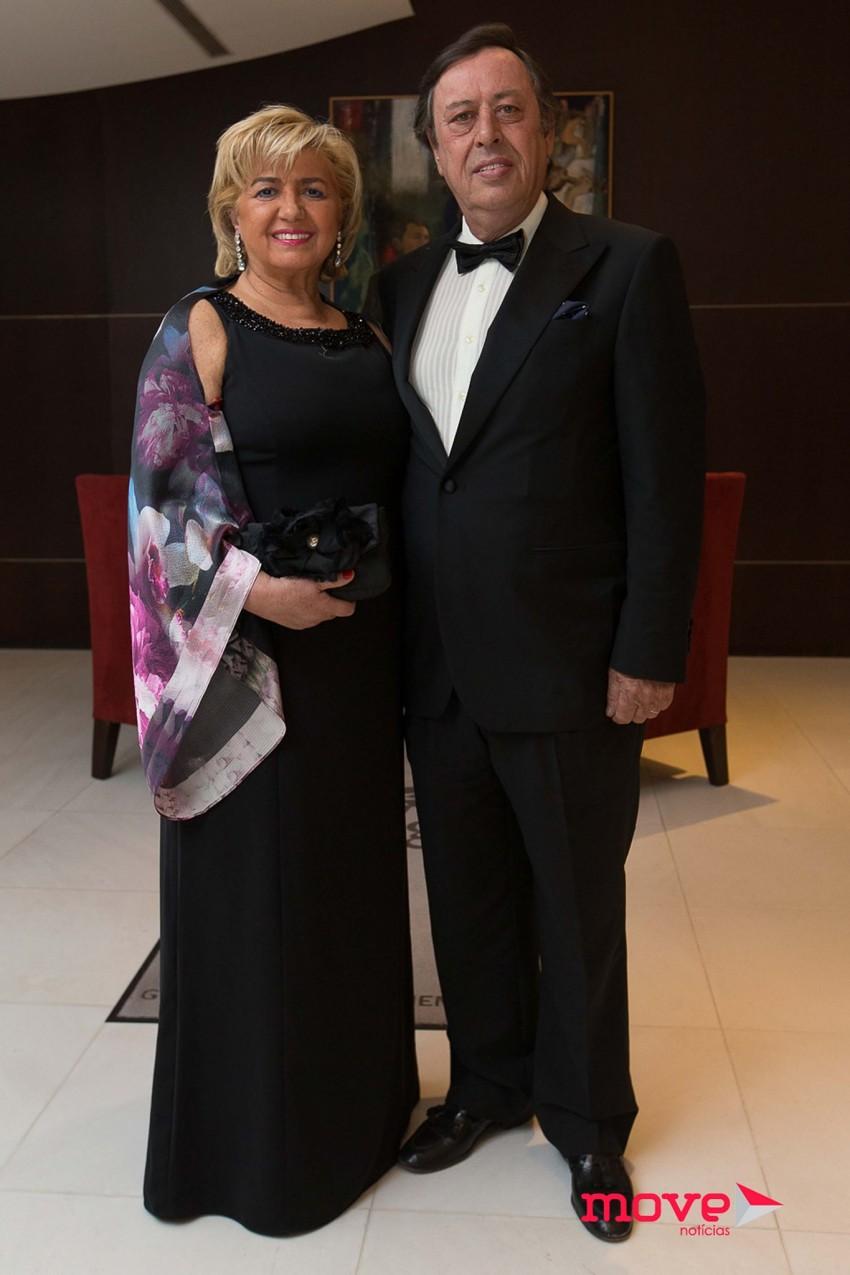 Maria Manuel e José Pedro Cyrne