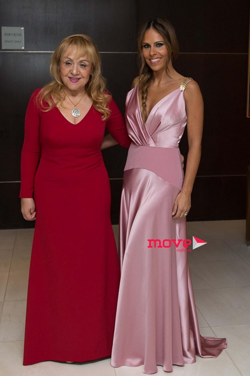 Maria Clara Gomes e Carla Ascenção