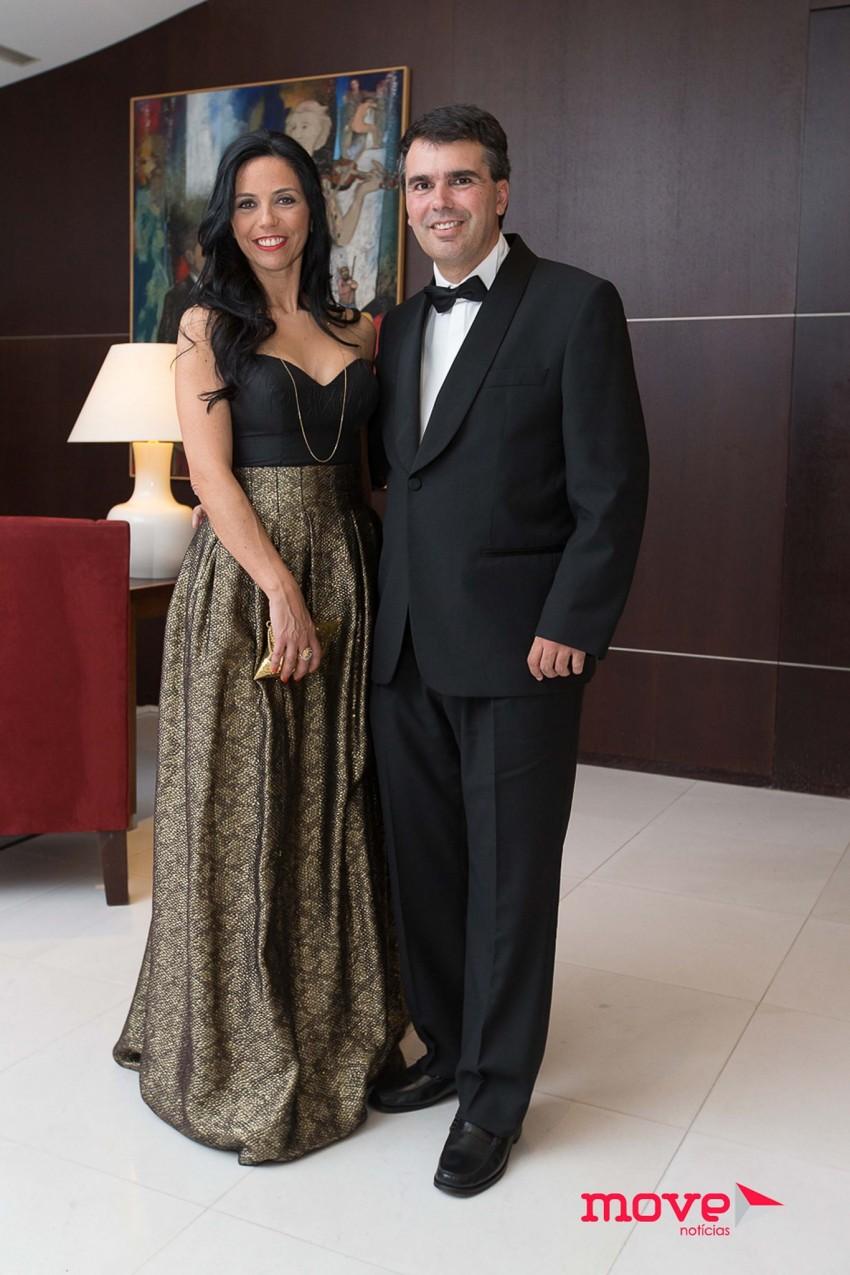 Mónica Rodrigues e Miguel Medina