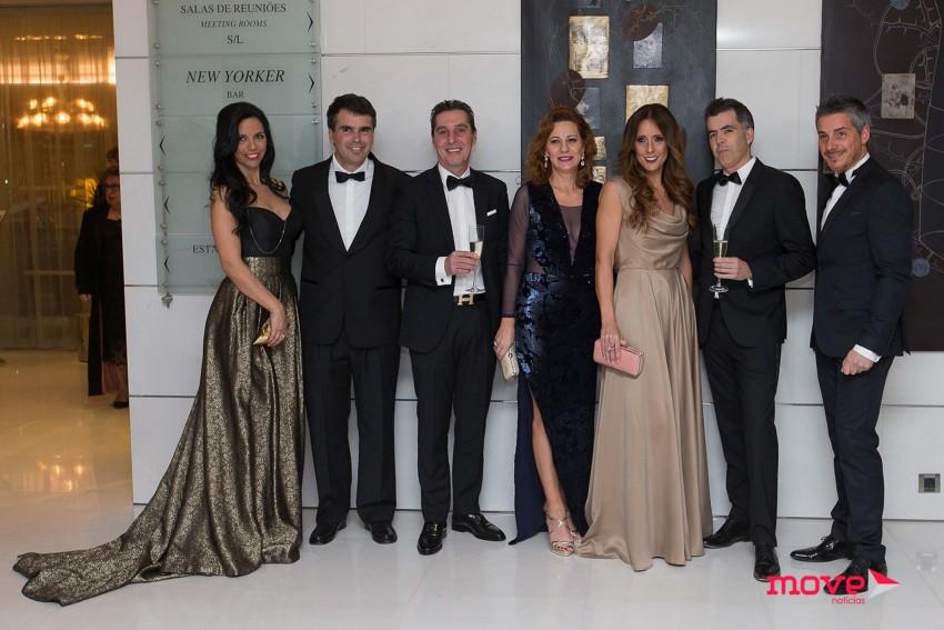 Mónica Rodrigues, Miguel Medina, Fernando Pinto, Fernanda Pinto, Elsa Lima Carvalho, Rodrigo Viana de Freitas e Jorge Pinto