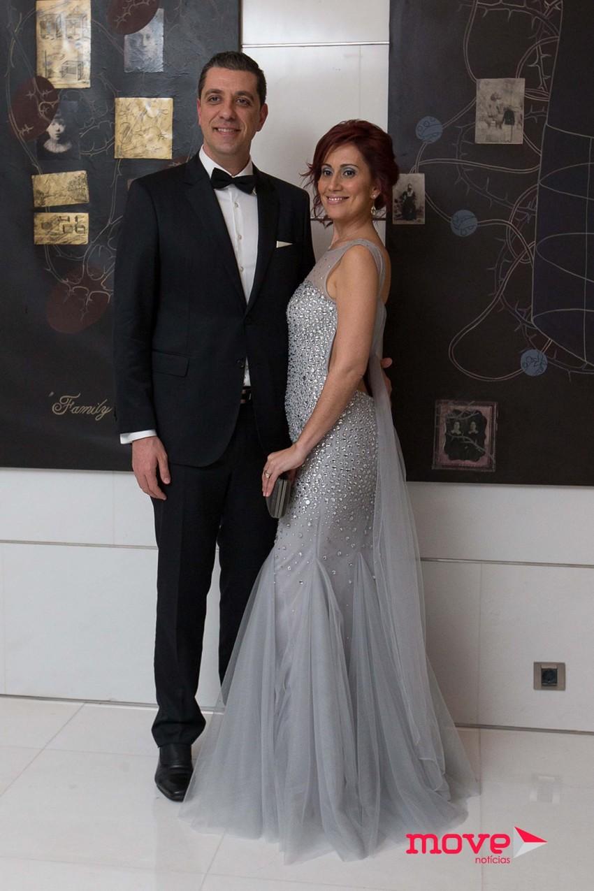 Sérgio e Vânia Teixeira