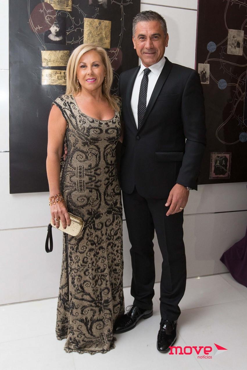 Rosa Maria e Eugénio Campos