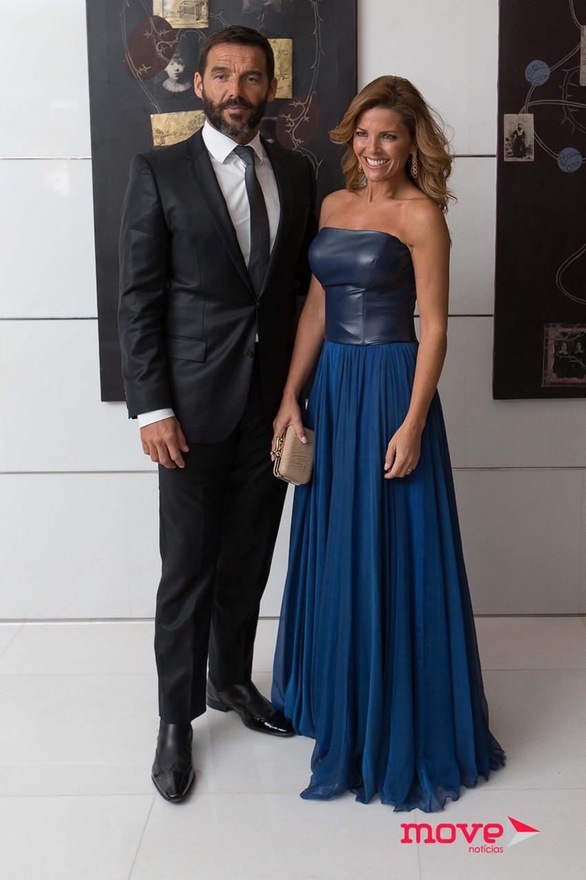Vítor Martins e Sónia Araújo