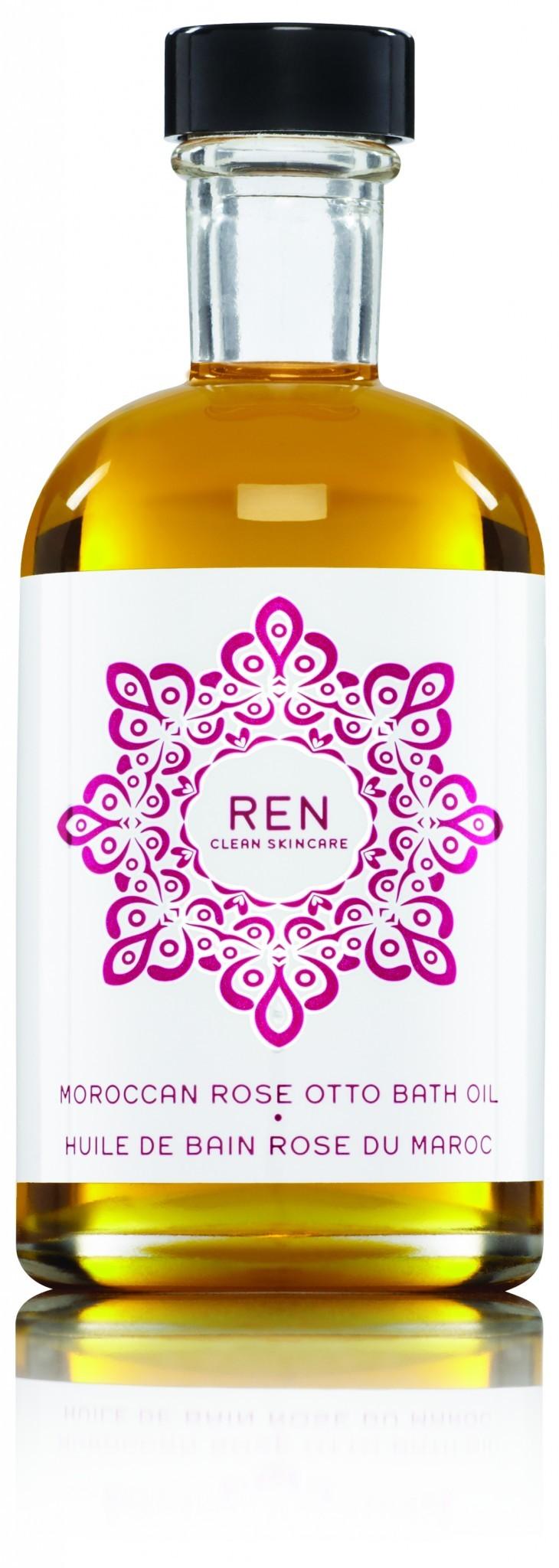 REN Rose Bath Oil 110ml €36,29