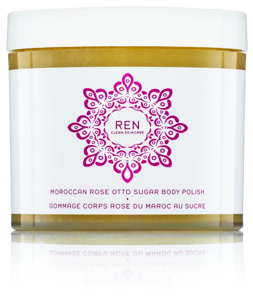REN Rose Body Polish 330ml 38,30€