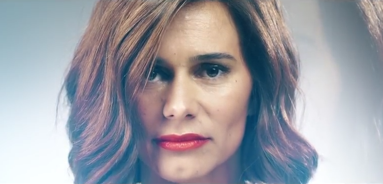 Cláudia Vieira também participa no vídeo