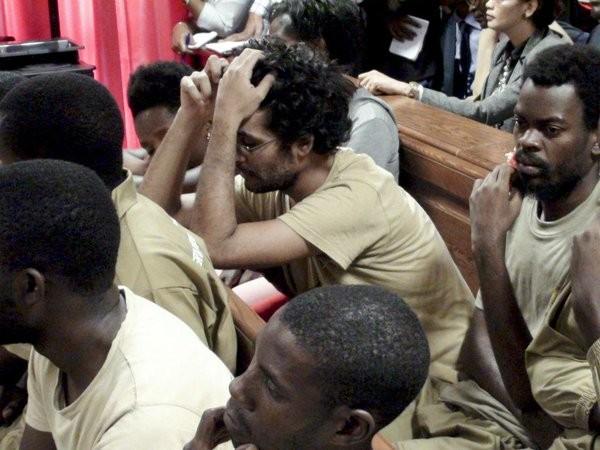 ativistas angolanos
