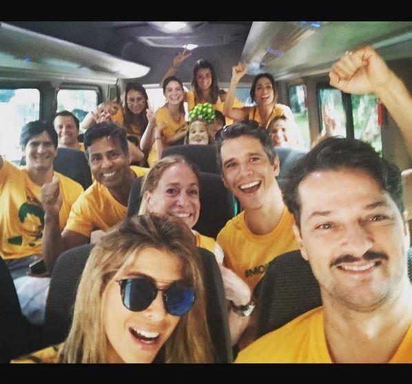 famosos protesto Brasil2