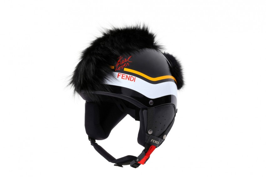 Fendi Winter Sports Karlito Helmet.