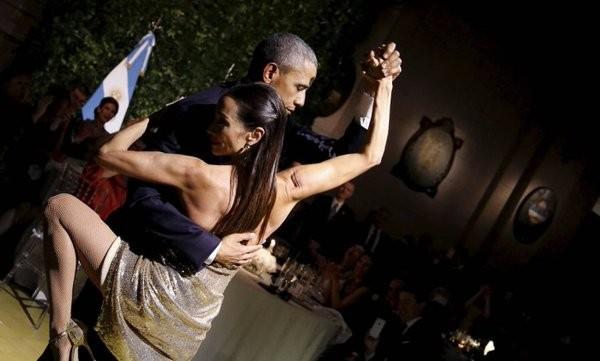 obama tango