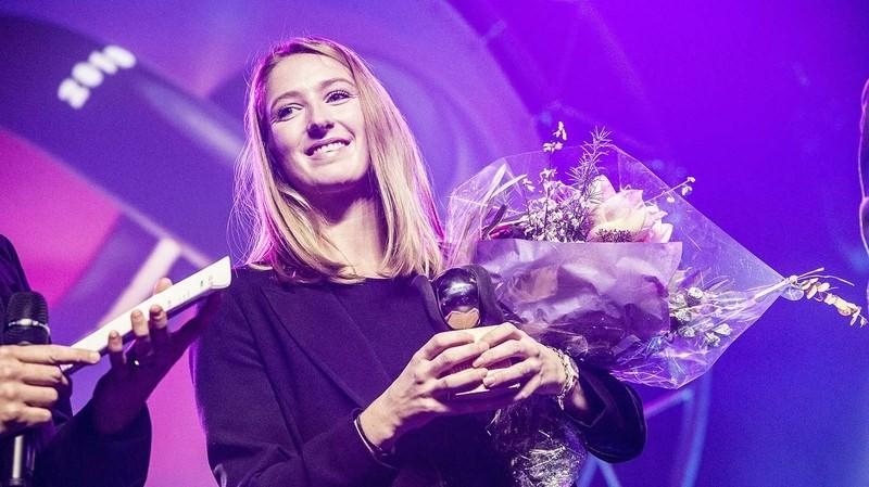 """A jovem tinha conquistado o primeiro lugar (pelo segundo ano) no """"Free ride World Tour"""""""