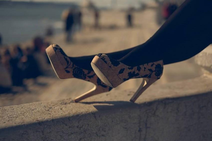 Outros modelos da marca de calçado vegan, NAE
