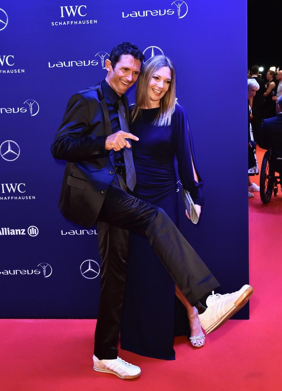 Red Carpet -  2016 Laureus World Sports Awards - Berlin