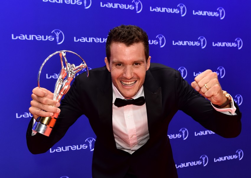 Winners Press Conference and Photocalls -  2016 Laureus World Sports Awards - Berlin