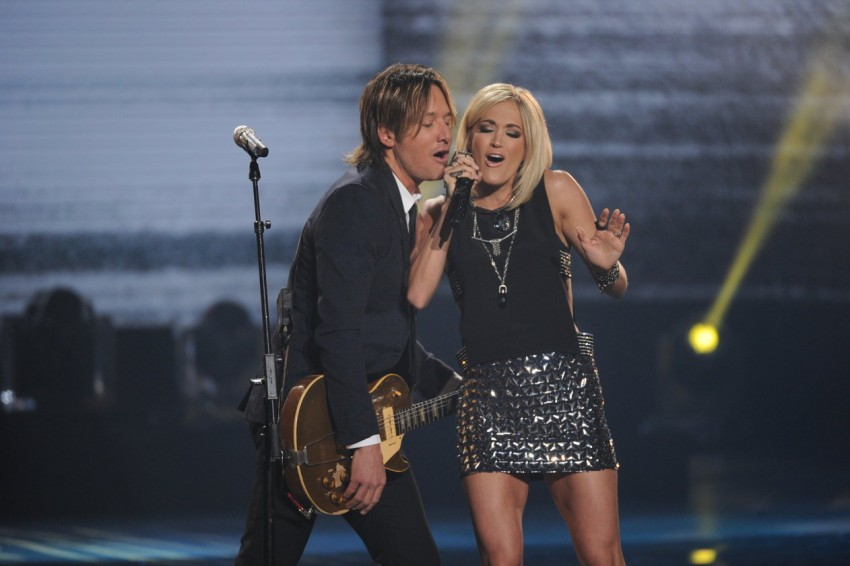 Keith Urban e Carrie Underwood