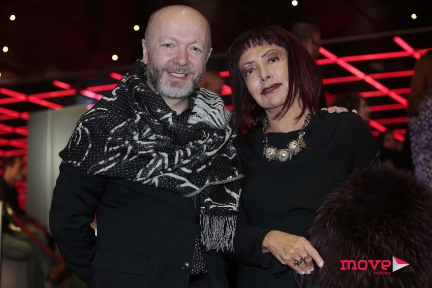 Eduardo Beauté e Ana Salazar