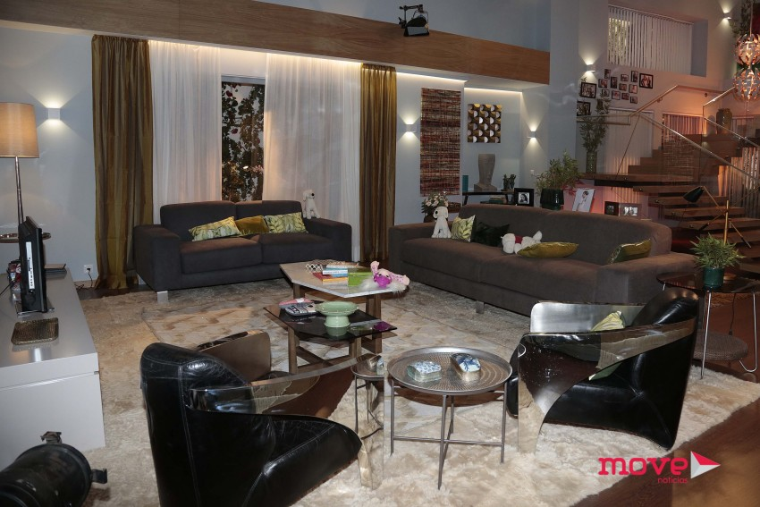 Os décores da nova série da TVI, Massa Fresca