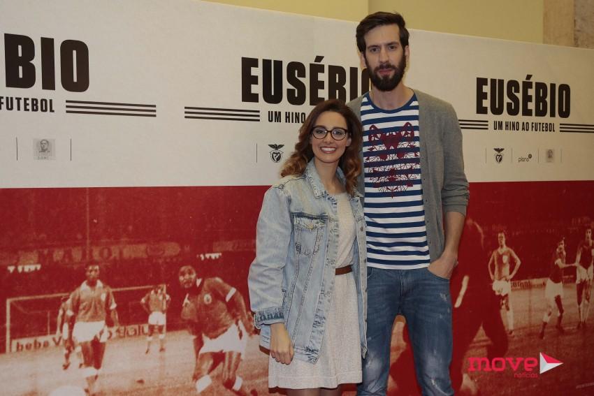 Marta Andrino e Frederico Amaral