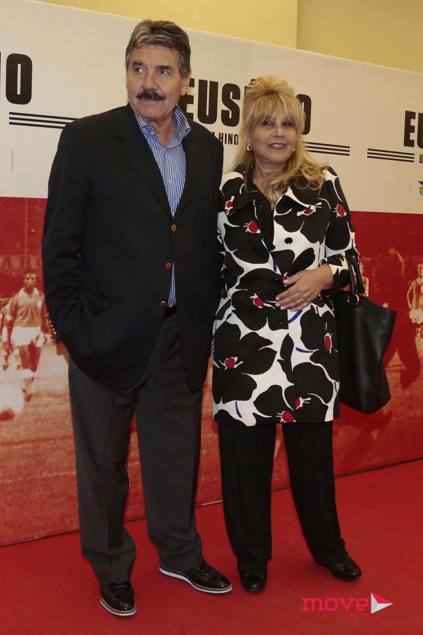 Toni e Manuela Oliveira