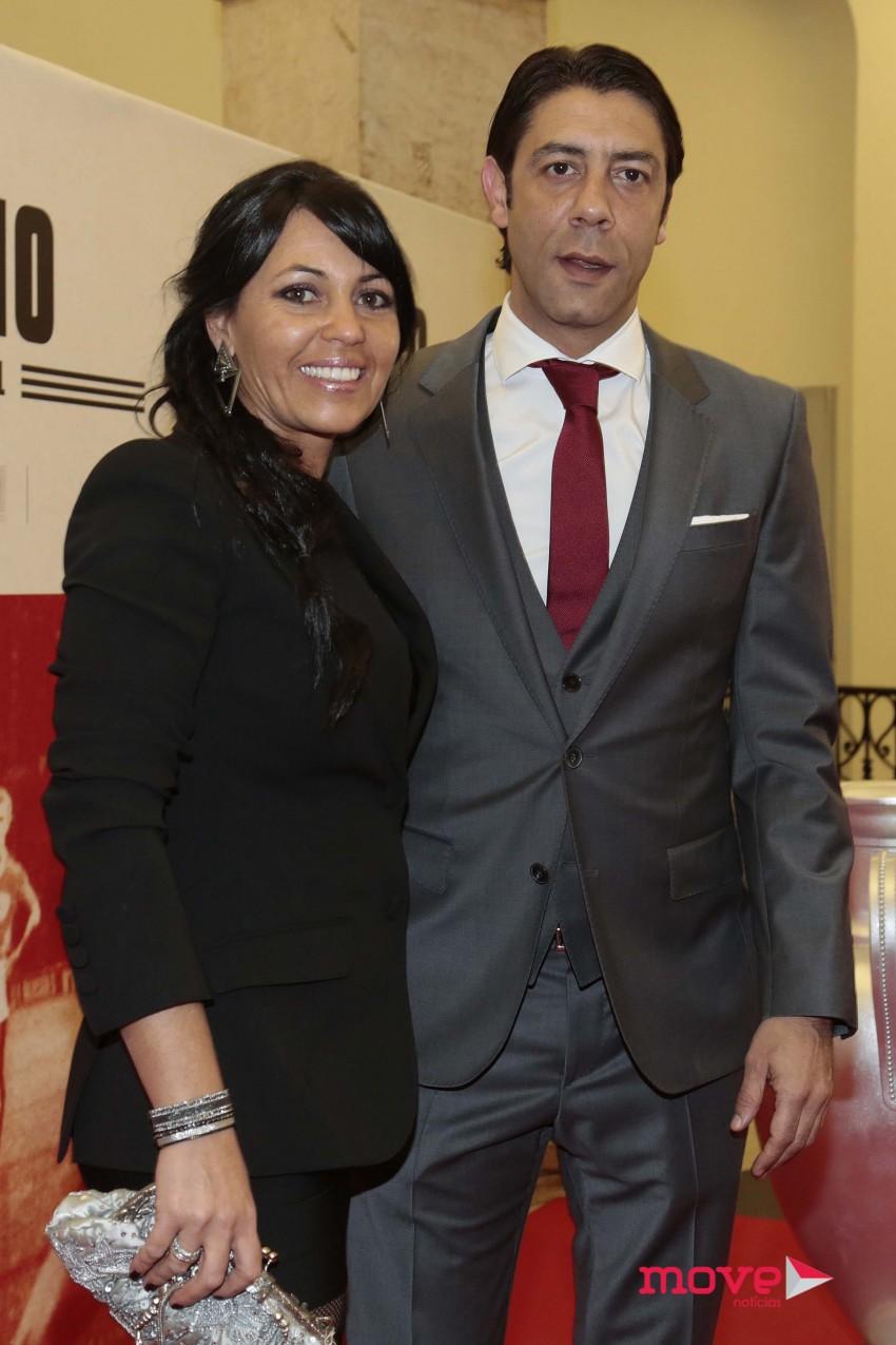 Sandra Isabel e Rui Costa