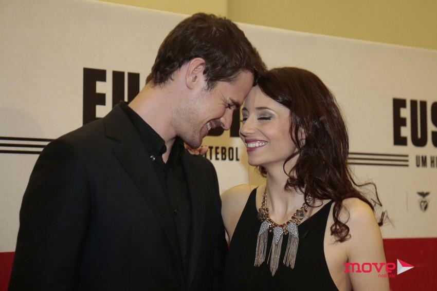 Gonzalo Ramos e Sofia Escobar