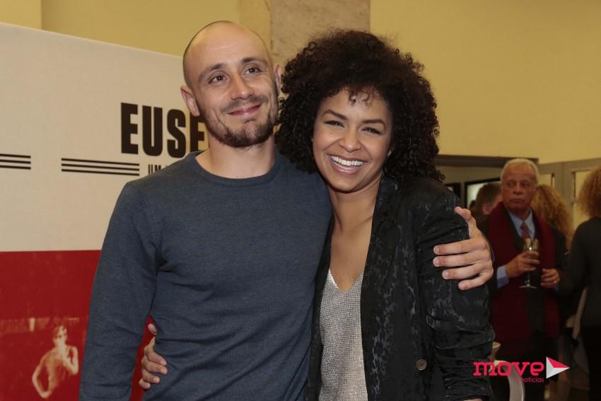 João Ribeiro e Cláudia Semedo