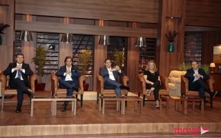 Miguel Ribeiro Ferreira, João Koehler, Mário Ferreira, Isabel Neves e Marco Galinha