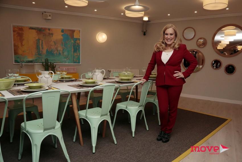 Teresa Guilherme volta a ser anfitriã