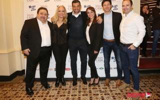 Fernando Mendes, Carla Andrino, Sérgio Conceição, Patrícia Tavares, Domingos Paciência e Jorge Mourato