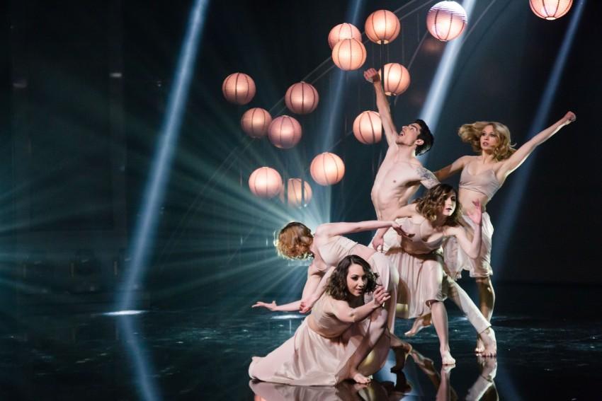 O grupo Kayzer Ballet