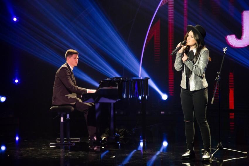 O dueto Juli & Rogério