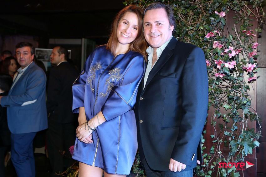 Micaela Oliveira e Alfredo Resende