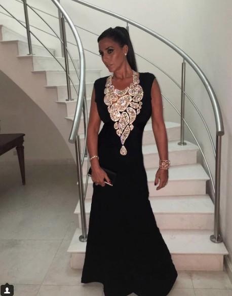 Ana Paola Diniz fez o remate de 160 mil euros