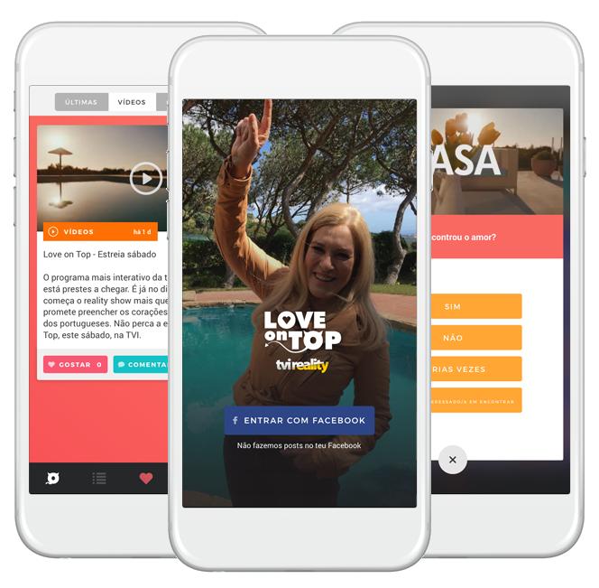 app Love on Top