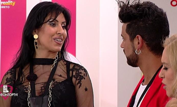 Berta, mãe de Alexandra, deixa recado a Bruno Esteves