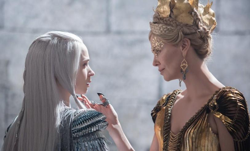 """A atriz dará vida à bruxa Ravena, em """"O Caçador e a Rainha do Gelo"""""""