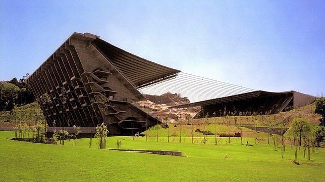 Estádio Municipal de Braga, uma obra do arquitecto Souto Moura