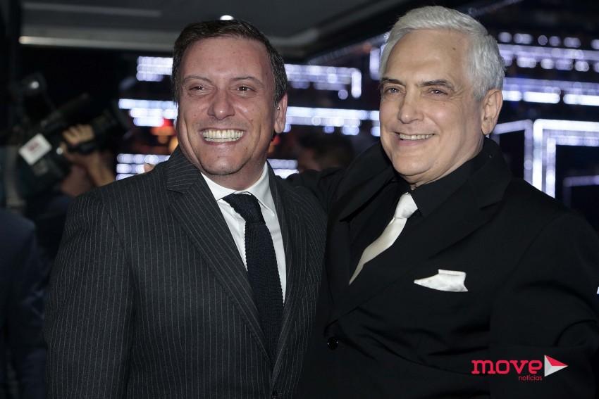 Joaquim Monchique e Filipe La Feria