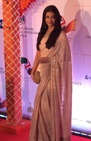 Aishwarya Rai, uma das mais conceituadas atrizes indianas